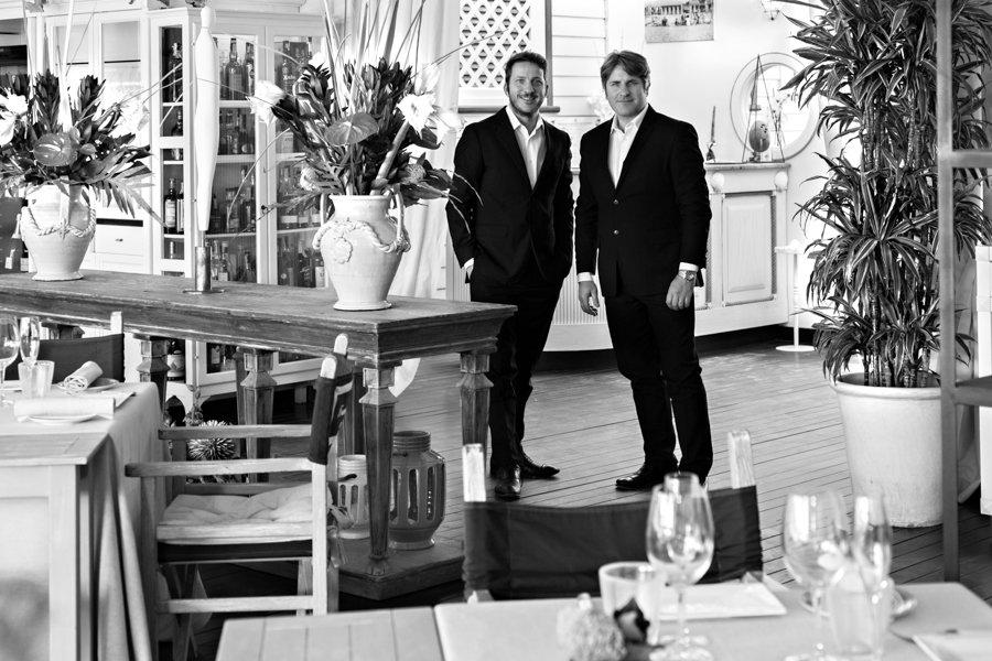 Nicola e Davide Stefanini - ristorantefrancomare