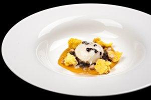 Uovo fondente - ristorantefrancomare