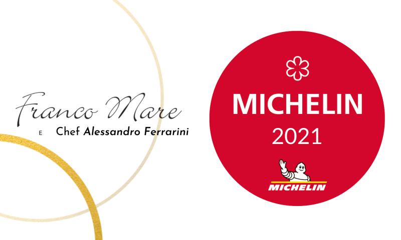 Stella Michelin - Ristorante Franco Mare
